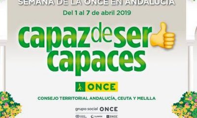 AionSur ONCE-400x240 Una semana para conocer mejor la labor que desarrolla la ONCE Sevilla Sociedad