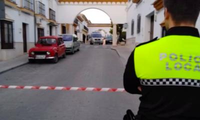 AionSur Osuna-policia-400x240 Susto en Osuna por un escape de gas sin afectados Osuna Sucesos