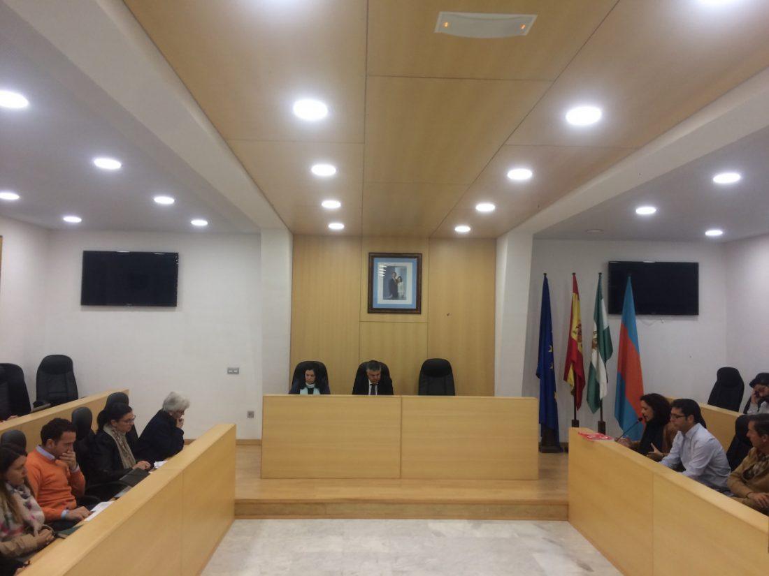 AionSur Pleno-Mairena-Alcor Mairena del Alcor repite el sorteo de mesas electorales ante las alegaciones presentadas por sus vecinos Mairena del Alcor Política