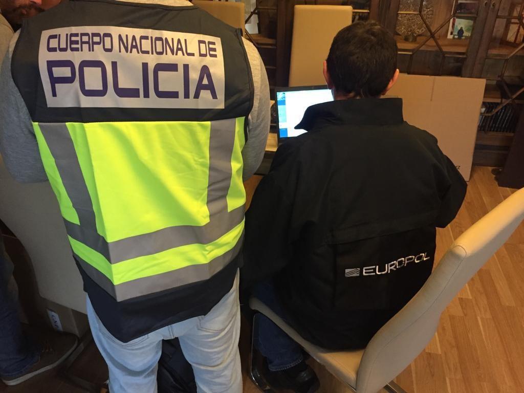 AionSur Policia-Nacional Detenido en Dos Hermanas un traficante de armas de un grupo desarticulado en 2018 Dos Hermanas Sucesos