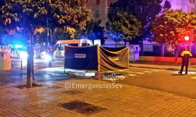 AionSur Policia-atropello-400x240 Un detenido tras el atropello mortal a una mujer en Sevilla Sevilla Sucesos  destacado