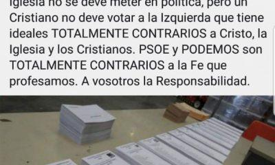 AionSur RIOTINTO-400x240 El cura de un pueblo de Huelva pide que no se vote ni al PSOE ni a Podemos Huelva Política  destacado