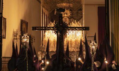 AionSur Roda-procesion-400x240 Y, 65 años después, se obró el milagro de nuevo en La Roda La Roda de Andalucía Semana Santa  destacado
