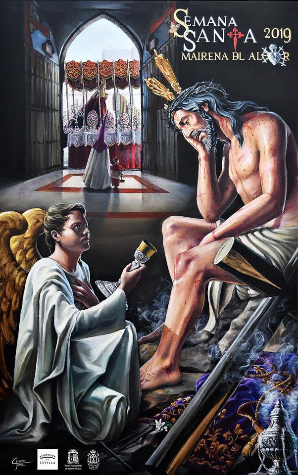 AionSur Semana-Santa La Semana Santa de Mairena del Alcor será cardioprotegida Mairena del Alcor Semana Santa