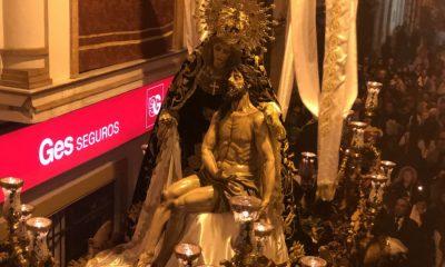 AionSur Veracruz-Arahal-400x240 La Vera-Cruz recorre solo siete calles en su XXV aniversario a causa de la amenaza de lluvia Arahal Semana Santa  destacado