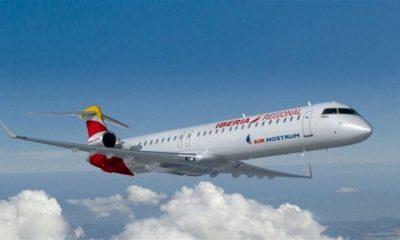 AionSur air-nostrum-400x240 Air Nostrum busca tripulantes de cabina de pasajeros en Sevilla Empresas Sevilla