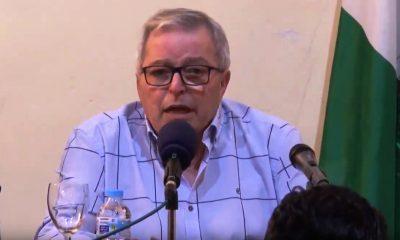 """AionSur bravo-acto.40aniversario-400x240 Manuel Bravo: """"Tanto ha cambiado Arahal en estos 40 años que no la conoce ni la madre que la parió"""" Arahal Política  destacado"""