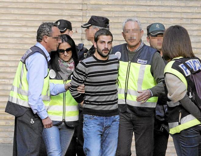 AionSur carcano El asesino de Marta del Castillo propone pagar a sus padres 20 euros al mes Sevilla Sucesos