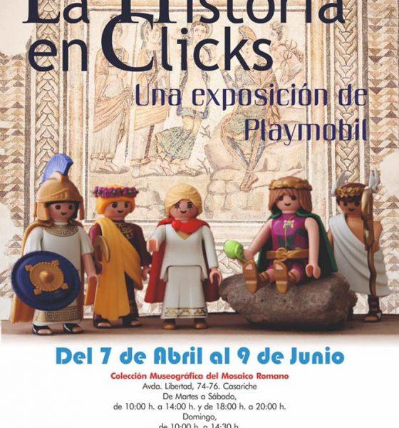 AionSur casariche-exposición-clicks-560x600 Playmobil en la historia, protagonistas de una exposición en Casariche Casariche Sierra Sur