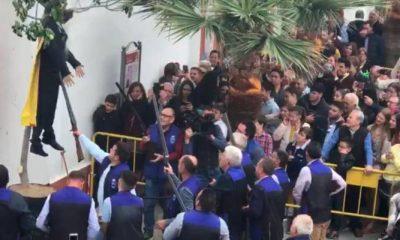 AionSur coripe-400x240 La Fiscalía de Sevilla abre diligencias por la quema del Judas de Puigdemont en Coripe Coripe Sucesos