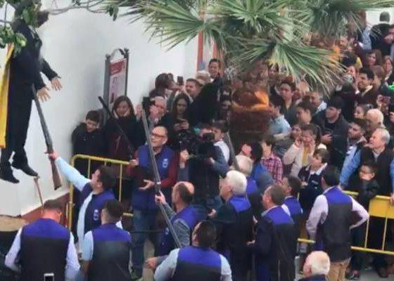 AionSur coripe-560x400 La Fiscalía de Sevilla abre diligencias por la quema del Judas de Puigdemont en Coripe Coripe Sucesos