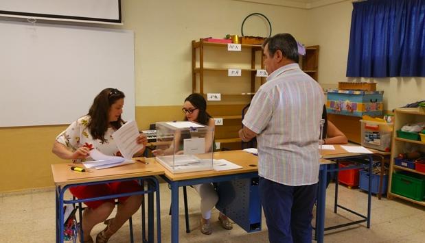 AionSur elecciones-arahal Las elecciones municipales se tendrán que repetir en Arahal y otros 20 pueblos Política Provincia