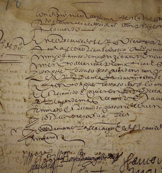 AionSur gitanos-moron-560x600 Un documento atestigua la llegada de gitanos a Morón en 1621 y las restricciones que sufrían Morón de la Frontera Sociedad