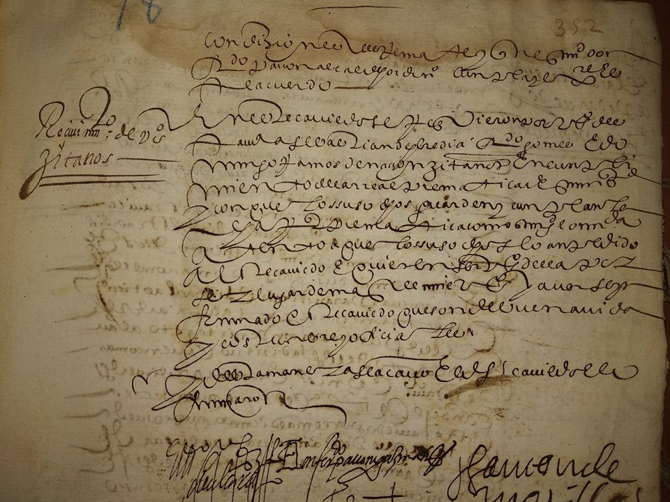 AionSur gitanos-moron Un documento atestigua la llegada de gitanos a Morón en 1621 y las restricciones que sufrían Morón de la Frontera Sociedad