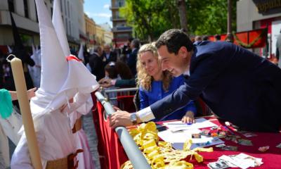 AionSur juanma-moreno-procesiones-400x240 Juanma Moreno estará en cinco provincias andaluzas durante la Semana Santa Andalucía Semana Santa