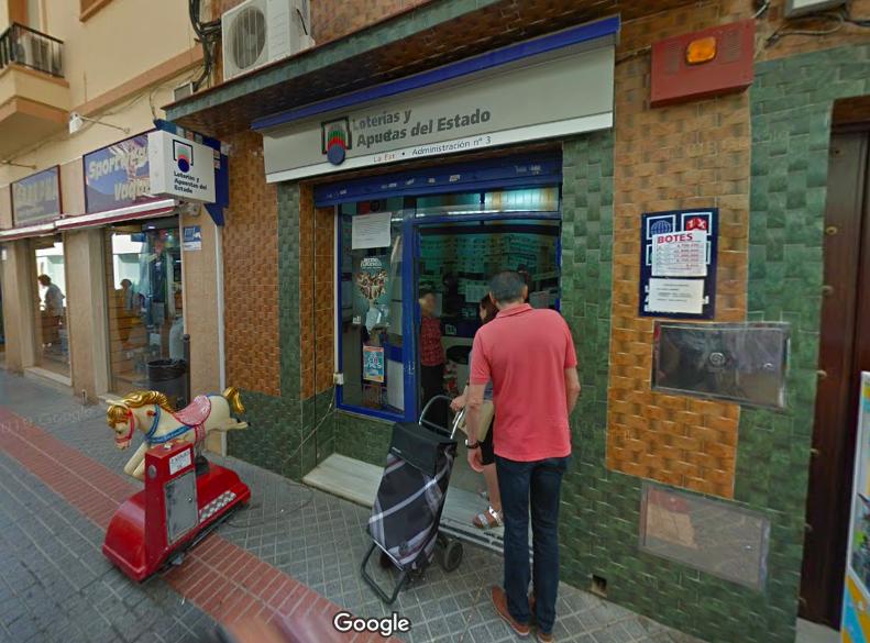 AionSur loteria-dos-Hermans Un vecino de Dos Hermanas se lleva un millón de euros en el sorteo de Euromillones Dos Hermanas Sociedad