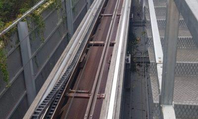 AionSur metro-400x240 El ascensor inclinado del metro de Sevilla suma otra avería Sevilla Sucesos