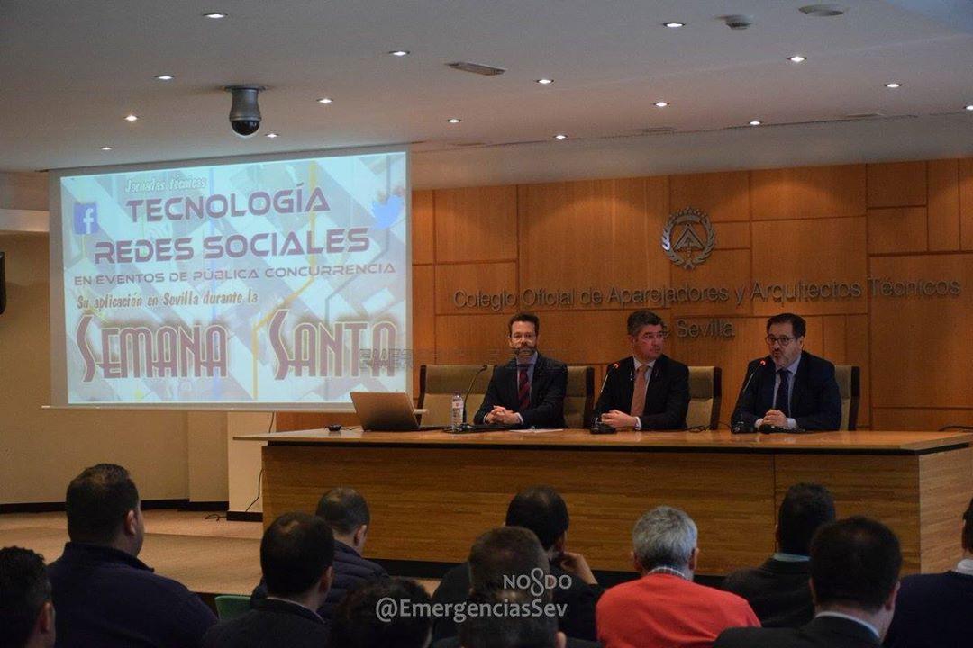 AionSur redes-policia Un observatorio en redes de la Semana Santa de Sevilla suma cuatro millones de seguidores Semana Santa Sevilla