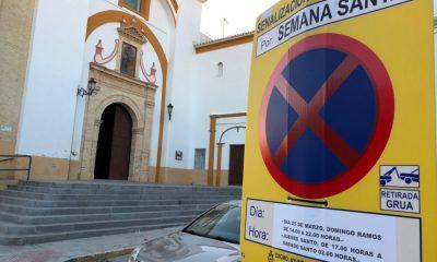 AionSur señales-SemanaSanta-Policia-Local-400x240 Días y horarios de los cortes de tráfico durante la Semana Santa de Arahal Semana Santa