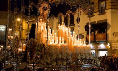 AionSur yomecuro-400x240 La Virgen del Carmen de Sevilla llevará un cirio con el lema #yomecuro Semana Santa Sevilla
