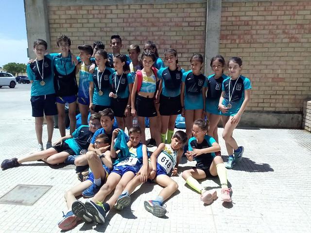 AionSur 40933992083_0142a1b71c_z La cantera del Ohmio cumple de nuevo con 18 medallas en el Provincial de pista Atletismo Deportes  destacado