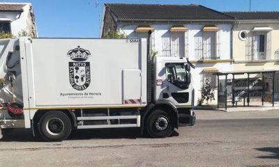 AionSur Basura-marinaleda-400x240 La basura de Marinaleda se recogió gracias a un camión prestado por el Ayuntamiento de Herrera Herrera Provincia