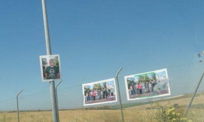 AionSur El-Coronil-denuncia-Cañamero-400x240 Obligan a Podemos a retirar la mayoría de sus carteles electorales en El Coronil El Coronil destacado