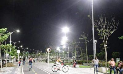 AionSur Herrera-farolas-400x240 Herrera iluminará todas sus calles con tecnología LED Herrera Sociedad