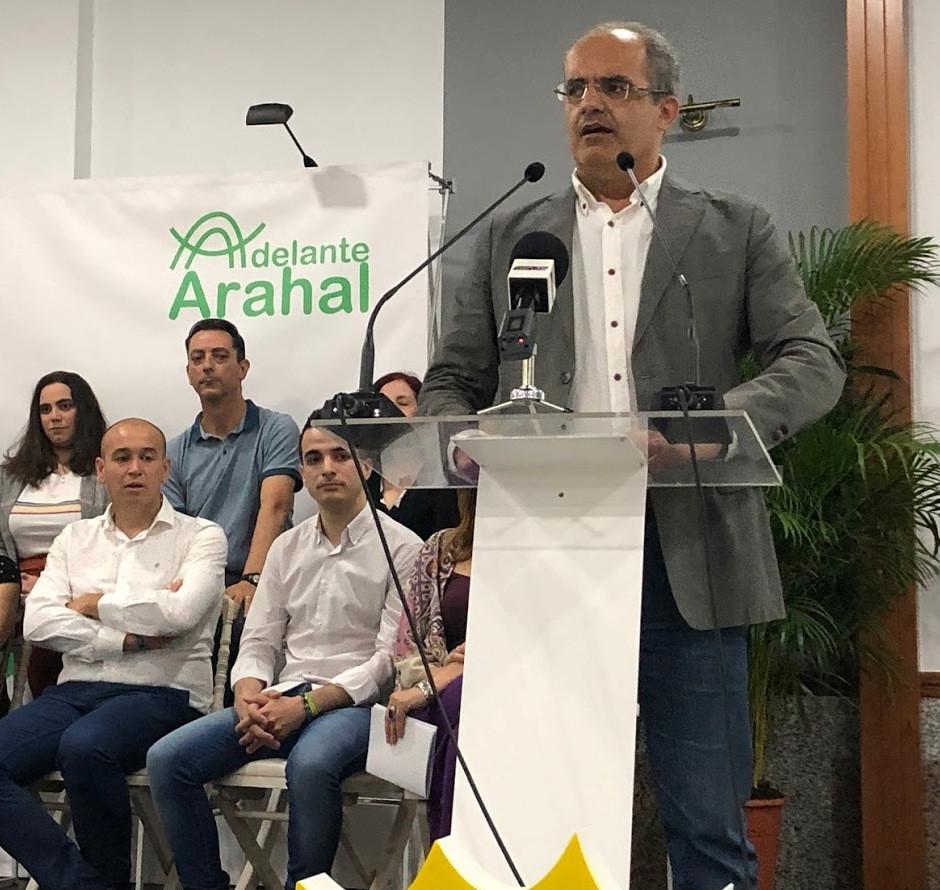 AionSur IMG_5524 Miguel Ángel Máquez, el alcalde con más años al frente del gobierno de Arahal Sin categoría  destacado