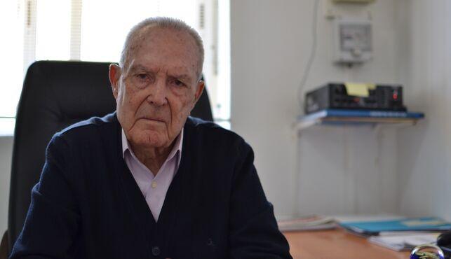 AionSur Jose-Antonio-Torres-Chercos-NC_EDIIMA20190522_0209_20 José Antonio Torres, el alcalde de 93 años que aspira a la reelección Almería Política