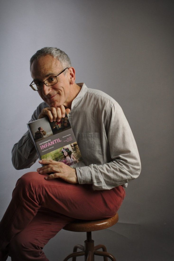 AionSur Manuel-Santos Un libro reúne la experiencia de varios fotógrafos en imagen infantil Arahal Cultura Málaga  destacado