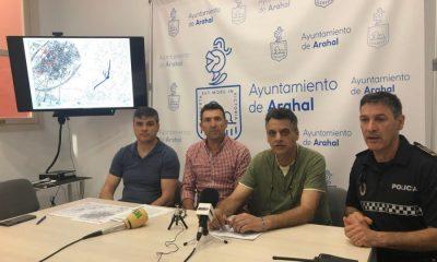 AionSur Obras-Genil-SanRafael-400x240 Las obras de las calles Genil y San Rafael durarán 80 días y costarán 219.000 euros Arahal  destacado