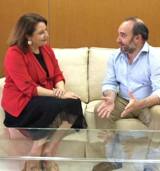 AionSur PP-Carmen-Crespo-consejera-560x600 La Junta se compromete a mejorar los caminos rurales y fortalecer la aceituna de Arahal Agricultura Arahal
