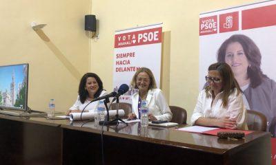AionSur PSOE-Arahal-elecciones-municipales-400x240 Peatonalizar el centro de Arahal, una de las propuestas del programa electoral del PSOE Arahal Política