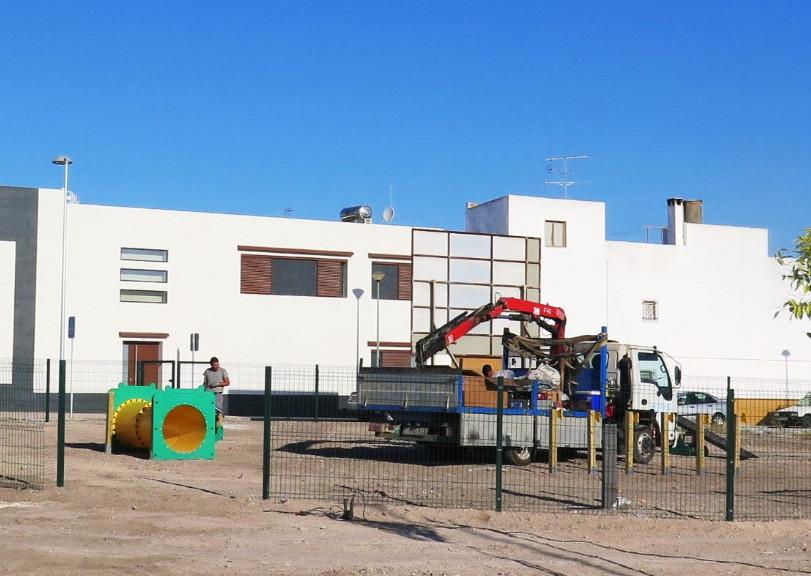 AionSur Parque-canino-Herrera-2 Herrera tendrá su primer parque canino Herrera Sociedad