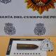 AionSur Proyectil--80x80 Desactivan un proyectil de guerra encontrado en una casa de Dos Hermanas Dos Hermanas Sucesos