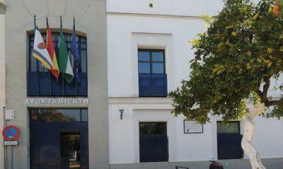 AionSur ayuntamiento-valencina-400x240 El Ayuntamiento de Valencina (Sevilla) se constituye mañana tras ganar la alcaldía el PP con una moneda Política Provincia