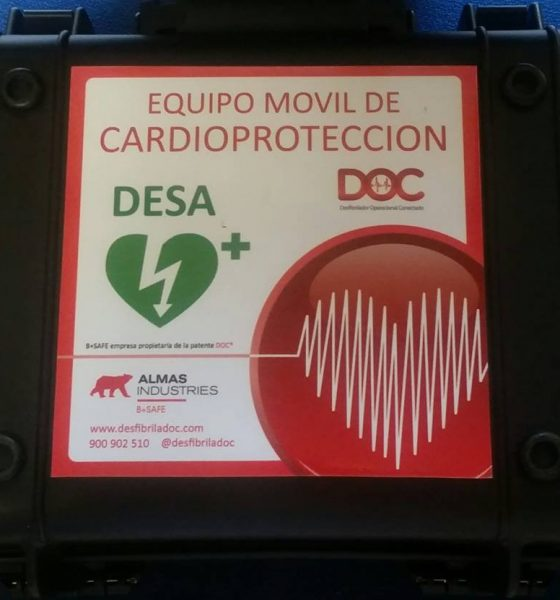 "AionSur cardio1-560x600 Alcalá de Guadaíra ""cardioprotege"" sus instalaciones deportivas Alcalá de Guadaíra Salud"