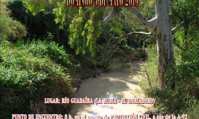 AionSur cartel-andarríos-400x240 Jaedilla Ecologistas en Acción busca voluntarios para el programa Andarríos Medio Ambiente Naturaleza