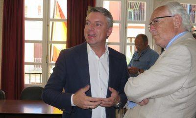 AionSur herrera-alcalde--400x240 El alcalde de Herrera participa en una comisión de la FEMP como miembro de su junta directiva Herrera
