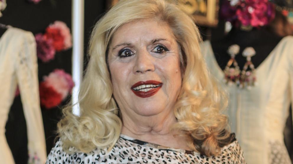 AionSur maria-jimenez Empeora el estado de María Jiménez Sevilla Sociedad