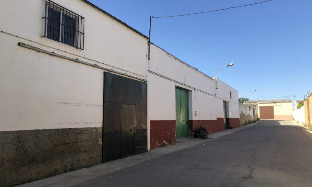 AionSur nave-explosivos-Paradas-1000x600 Detenido un vecino de Paradas por robar en cajeros con explosivos en siete localidades de Sevilla y Huelva Sucesos  destacado