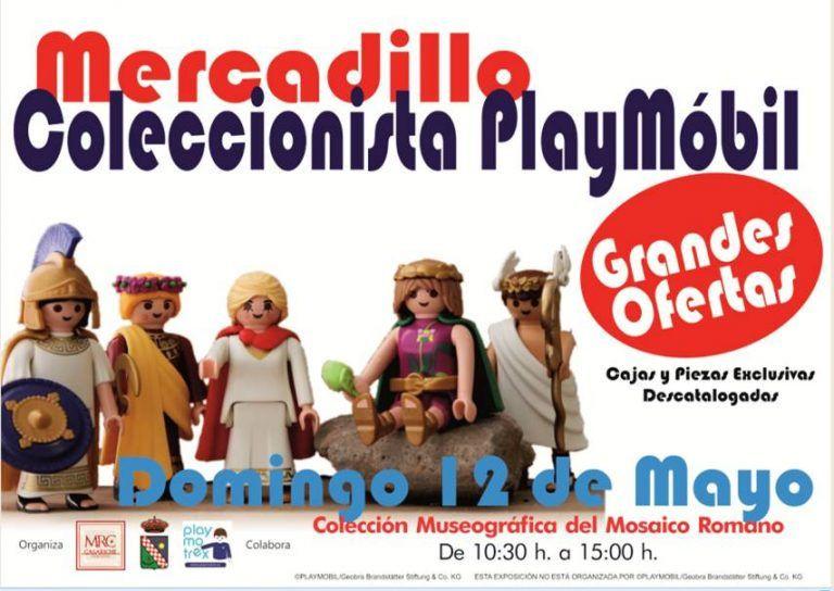 AionSur playmobil-Casariche Casariche repite este domingo el Mercadillo de Playmobil por la gran acogida Casariche