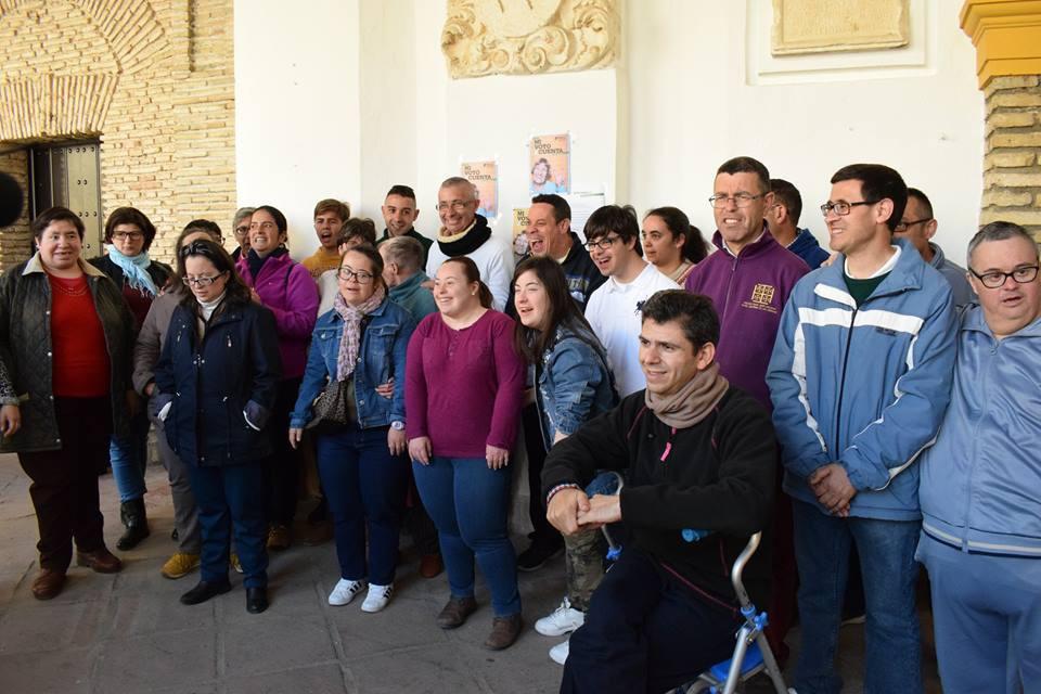 AionSur retama-la-puebla Una asociación de La Puebla de Cazalla elabora un programa electoral de fácil lectura La Puebla de Cazalla Sociedad