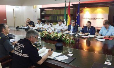 AionSur subdelegacion-Gobierno-Marchena-400x240 Casi 4.000 policías y guardias civiles velarán por la seguridad de los votantes el domingo Sin categoría