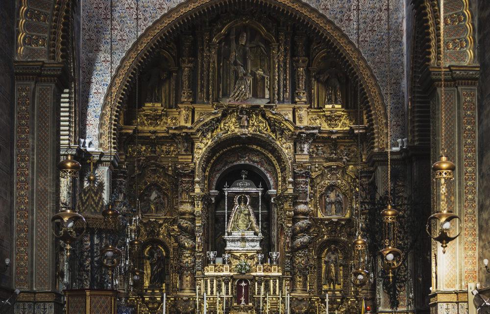 AionSur utrera Aprobados los trabajos para la restauración del retablo del santuario de Consolación de Utrera Cultura Utrera