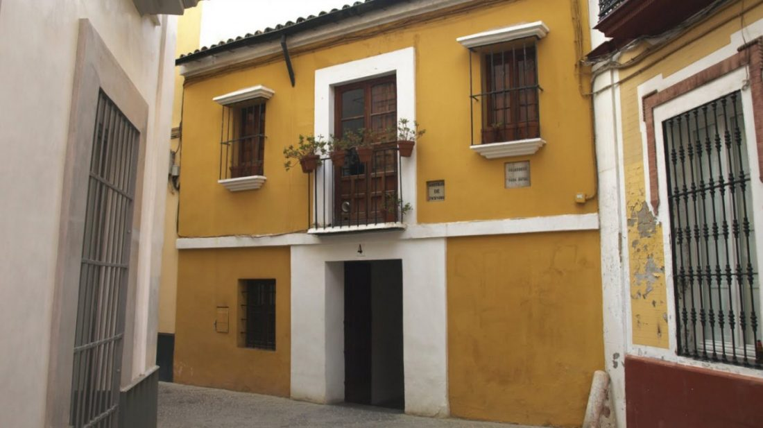 AionSur velazquez Una asociación quiere abrir la casa de Velázquez en Sevilla Cultura Sevilla destacado