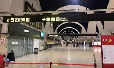 AionSur Aeropuerto-2-400x240 Detenido en Sevilla por narcotráfico un militar que acompaña al presidente de Brasil Sevilla Sucesos