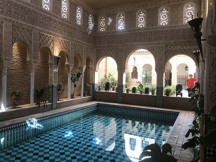 AionSur Alhambra_Paradas2 La Alhambra de Paradas será escenario de una película francesa Cultura Paradas  destacado