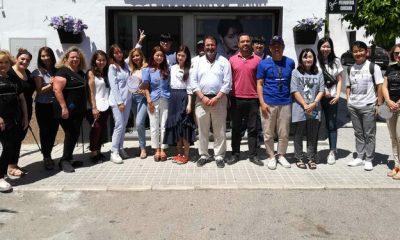 AionSur: Noticias de Sevilla, sus Comarcas y Andalucía Carmona-TV-Corea-400x240 Una televisión coreana graba en Carmona uno de sus programas estrella Carmona Cultura Sociedad